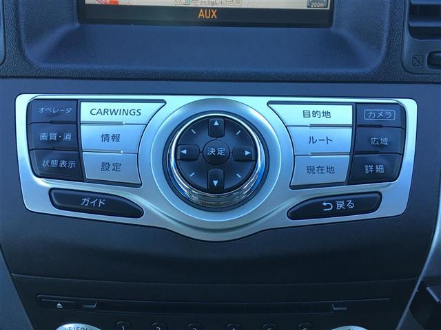 日産 ムラーノ 250XL FOUR ワンオーナー 4WD 純HDDナビ