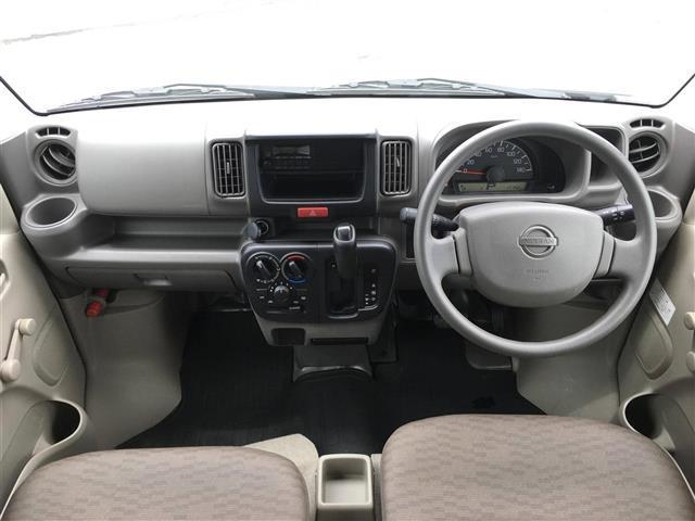 DX 4WD 純正オーディオ フロアマット(3枚目)