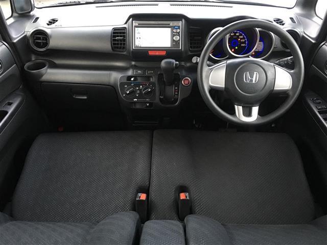 カスタム G 4WD  純SDナビ ワンセグ HIDライト(4枚目)