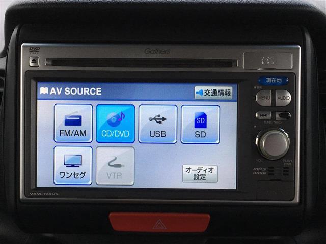 カスタム G 4WD  純SDナビ ワンセグ HIDライト(5枚目)