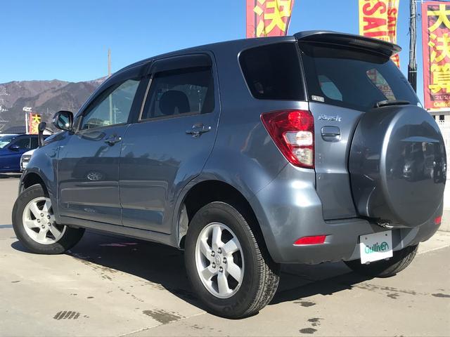「トヨタ」「ラッシュ」「SUV・クロカン」「山梨県」の中古車3