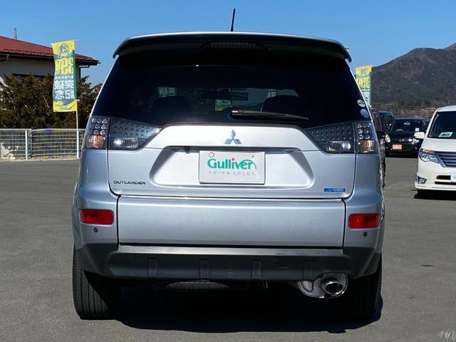 「三菱」「アウトランダー」「SUV・クロカン」「山梨県」の中古車5