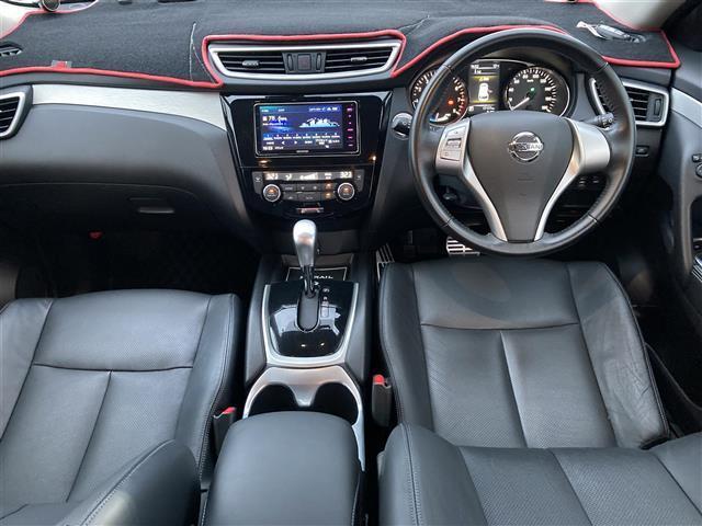 モード・プレミアHVオーテック30thアニバーサリー ・4WD・サンルーフ・黒レザーシート・衝突軽減ブレーキ・車線逸脱警報・社外SDナビ・シートヒーター・クルコン・パワーバックドア・ロックフォードウーファー・社外ツィーター・LEDヘッドライト・ETC(3枚目)