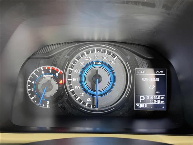 ハイブリッドMZ 衝突軽減ブレーキ レーンキープアシスト 全方位カメラ ドライブレコーダーヒルディセントコントロール グリップコントロール パドルシフト コーナーセンサー ビルトインETC シートヒーター(12枚目)