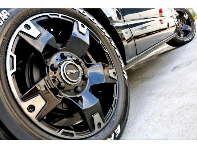 2.8 スーパーGL ロング ディーゼルターボ ディーゼル 2WD 4型 ブラック 1.5インチローダウン フロントスポイラー ウィンカーミラー 17インチアルミ ナスカータイヤ LEDテール シートカバー ベッドキット SDナビ ETC Bカメラ(10枚目)