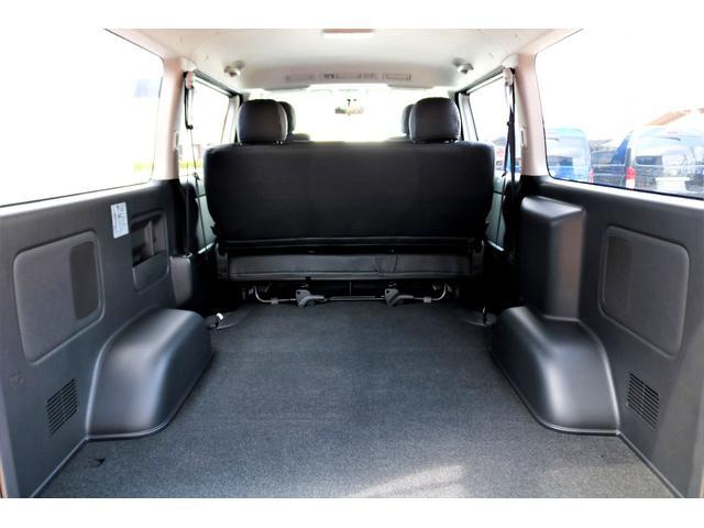 2.8 スーパーGL ロング ディーゼルターボ ディーゼル 2WD 4型 ブラック 1.5インチローダウン フロントスポイラー ウィンカーミラー 17インチアルミ ナスカータイヤ LEDテール シートカバー ベッドキット SDナビ ETC Bカメラ(40枚目)