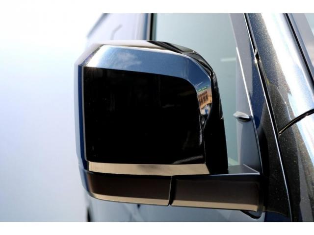 スーパーGL ダークプライムII ガゾリン 2WD 6型 ブラック フロントスポイラー オーバーフェンダー 17インチアルミ TOYO H20タイヤ LEDテール ベッドキット 8インチSDナビ ETC2.0 バックカメラ(9枚目)