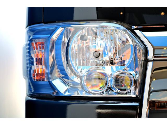 スーパーGL ダークプライムII ガゾリン 2WD 6型 ブラック フロントスポイラー オーバーフェンダー 17インチアルミ TOYO H20タイヤ LEDテール ベッドキット 8インチSDナビ ETC2.0 バックカメラ(22枚目)