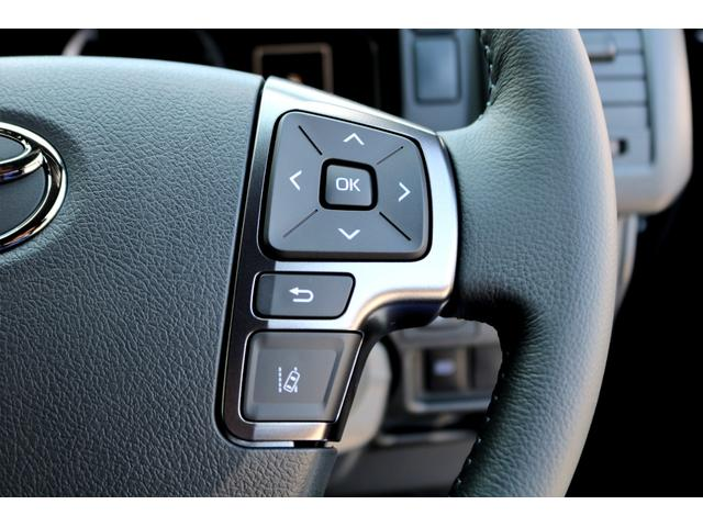 スーパーGL ダークプライムII ガゾリン 2WD 6型 ブラック フロントスポイラー オーバーフェンダー 17インチアルミ TOYO H20タイヤ LEDテール ベッドキット 8インチSDナビ ETC2.0 バックカメラ(35枚目)