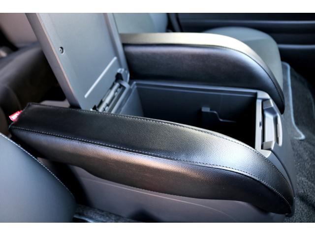 スーパーGL ダークプライムII ガゾリン 2WD 6型 ブラック フロントスポイラー オーバーフェンダー 17インチアルミ TOYO H20タイヤ LEDテール ベッドキット 8インチSDナビ ETC2.0 バックカメラ(37枚目)