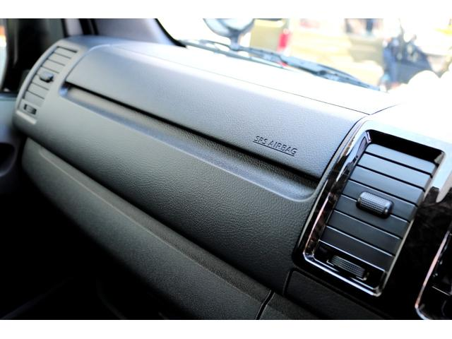 スーパーGL ダークプライムII ガゾリン 2WD 6型 ブラック フロントスポイラー オーバーフェンダー 17インチアルミ TOYO H20タイヤ LEDテール ベッドキット 8インチSDナビ ETC2.0 バックカメラ(40枚目)