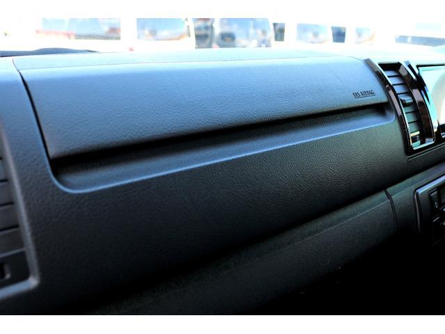 スーパーGL ダークプライムII ディーゼル 2WD 5型 パールホワイト フロントスポイラー 17インチアルミ ナスカータイヤ LEDテール フロア施工 SDナビ ETC バックカメラ LEDヘッドライト スマートキー(38枚目)