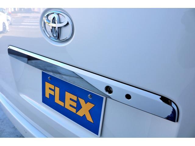 GL ガソリン 4WD 6型 パールホワイト フロントバンパーガード オーバーフェンダー 16インチアルミ オールテレーンタイヤ ベッドキット テーブルキット フロア施工 シートカバー SDナビ ETC(30枚目)