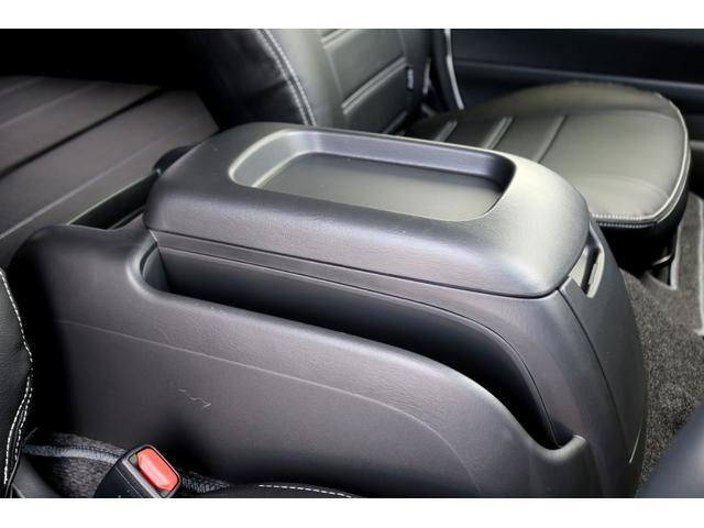 GL ガソリン 4WD 6型 パールホワイト フロントバンパーガード オーバーフェンダー 16インチアルミ オールテレーンタイヤ ベッドキット テーブルキット フロア施工 シートカバー SDナビ ETC(38枚目)