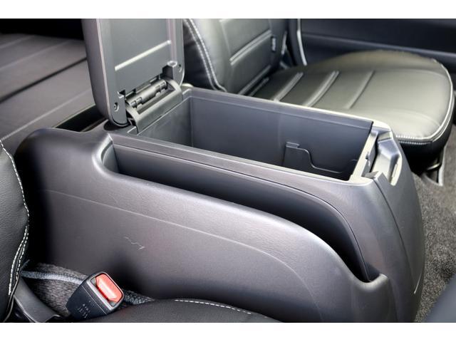 GL ガソリン 4WD 6型 パールホワイト フロントバンパーガード オーバーフェンダー 16インチアルミ オールテレーンタイヤ ベッドキット テーブルキット フロア施工 シートカバー SDナビ ETC(39枚目)