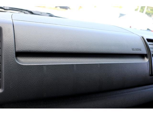 GL ガソリン 4WD 6型 パールホワイト フロントバンパーガード オーバーフェンダー 16インチアルミ オールテレーンタイヤ ベッドキット テーブルキット フロア施工 シートカバー SDナビ ETC(41枚目)