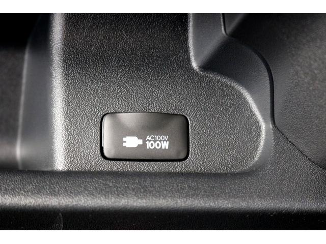 GL ガソリン 4WD 6型 パールホワイト フロントバンパーガード オーバーフェンダー 16インチアルミ オールテレーンタイヤ ベッドキット テーブルキット フロア施工 シートカバー SDナビ ETC(42枚目)