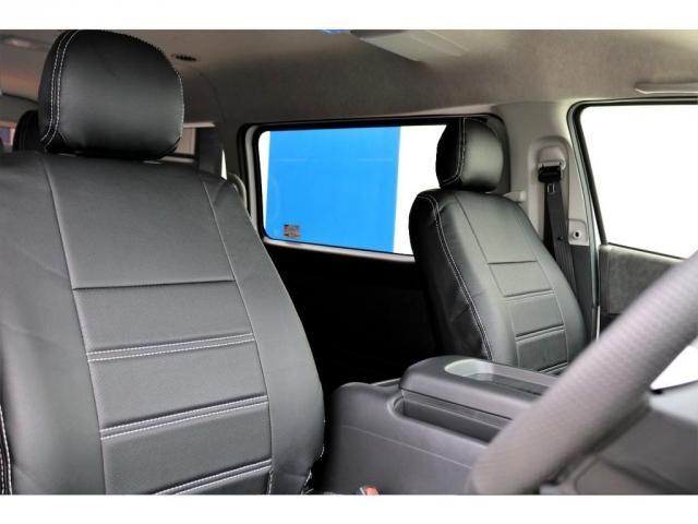 GL ガソリン 4WD 6型 パールホワイト 1.15インチローダウン フロントスポイラー オーバーフェンダー 17インチアルミ H20タイヤ LEDテール ベッド テーブル フロア施工 SDナビ ETC(15枚目)