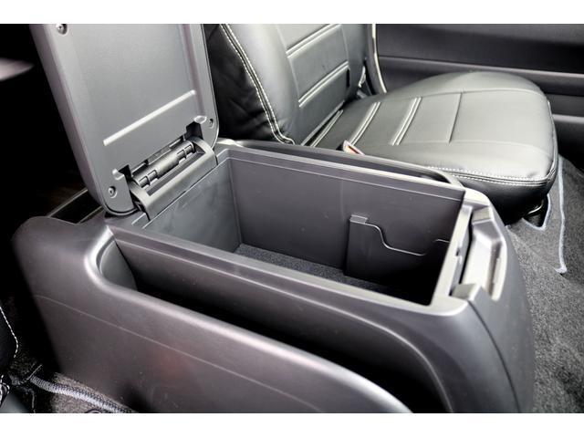 GL ガソリン 4WD 6型 パールホワイト 1.15インチローダウン フロントスポイラー オーバーフェンダー 17インチアルミ H20タイヤ LEDテール ベッド テーブル フロア施工 SDナビ ETC(37枚目)