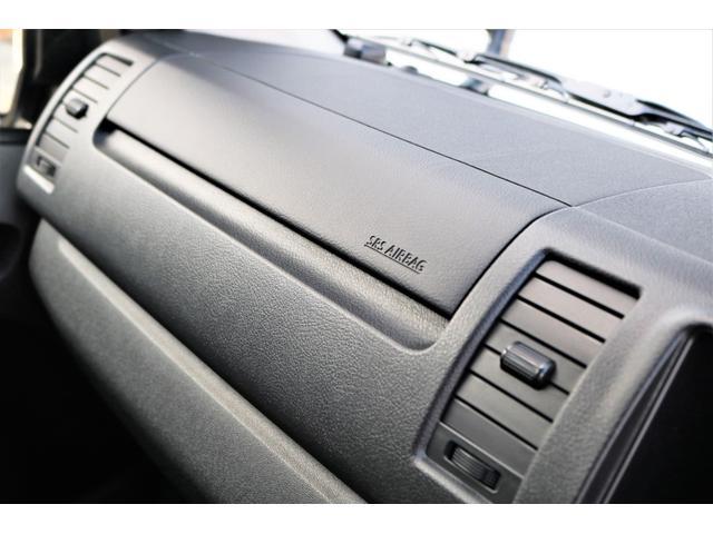 DX ワイド スーパーロング GLパッケージ ハイエースバン DX スーパーロング ディーゼルターボ 4WD 6型 パールホワイト  フロア施工 17インチアルミ オーバーフェンダー フロントスポイラー LEDテールランプ 8インチSDナビ(37枚目)
