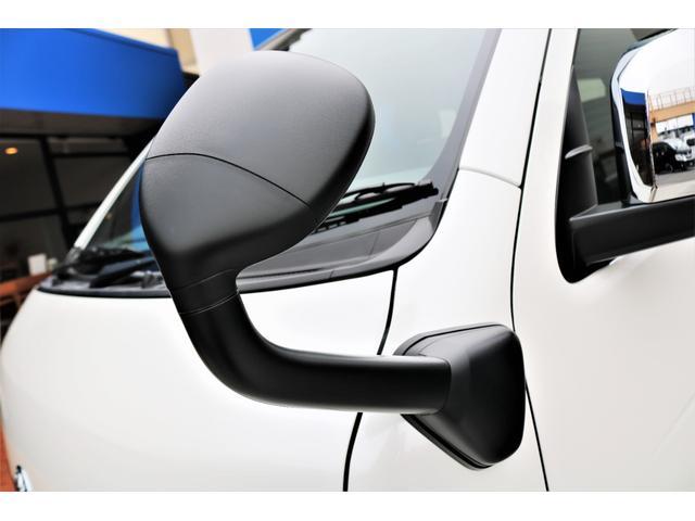 スーパーGL ダークプライムII ロングボディ パールホワイト 4WD 6型 バンパーガード オーバーフェンダー 16インチAW TOYOオープンカントリータイヤ LEDテールランプ  SDナビ(29枚目)
