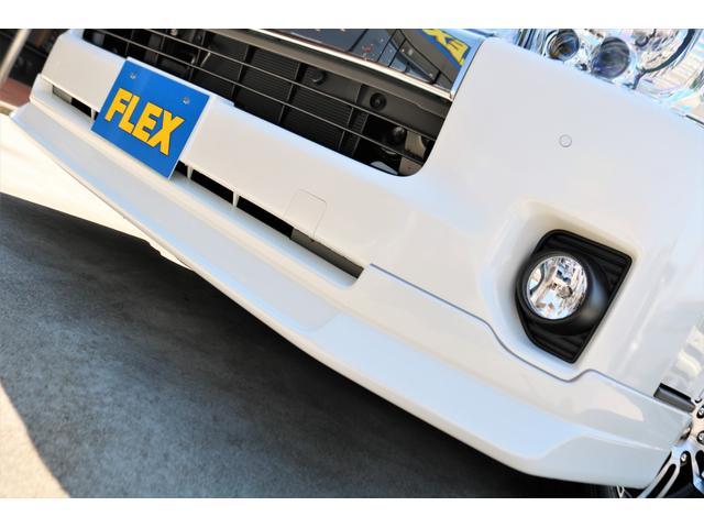 GL ロング ファインテックツアラー 4WD 寒冷地仕様 キャプテンシート トリプルモニター 1.15ローダウン 17インチAW ホワイトレターナスカータイヤ LEDテール ブラックレザー調シートカバー 黒木目インテリア(24枚目)