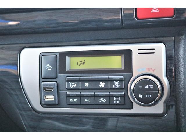 GL ロング ファインテックツアラー 4WD 寒冷地仕様 キャプテンシート トリプルモニター 1.15ローダウン 17インチAW ホワイトレターナスカータイヤ LEDテール ブラックレザー調シートカバー 黒木目インテリア(34枚目)
