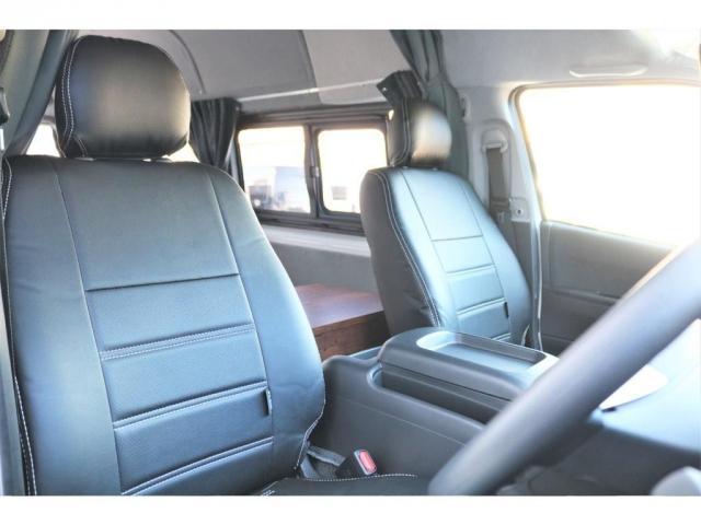 DX ロング GLパッケージ ディーゼルターボ 4WD FLEXオリジナルキャンピングNHーTYPE02 8人乗り就寝3名 サブバッテリー 走行充電 ENGEL冷蔵庫 シンク 外部電源 遮光カーテン FFヒーター(14枚目)