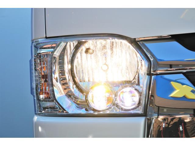 DX ロング GLパッケージ ディーゼルターボ 4WD FLEXオリジナルキャンピングNHーTYPE02 8人乗り就寝3名 サブバッテリー 走行充電 ENGEL冷蔵庫 シンク 外部電源 遮光カーテン FFヒーター(25枚目)