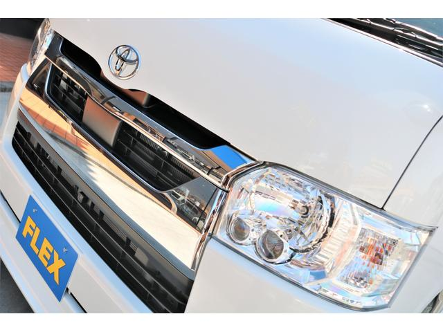 DX ロング GLパッケージ ディーゼルターボ 4WD FLEXオリジナルキャンピングNHーTYPE02 8人乗り就寝3名 サブバッテリー 走行充電 ENGEL冷蔵庫 シンク 外部電源 遮光カーテン FFヒーター(30枚目)
