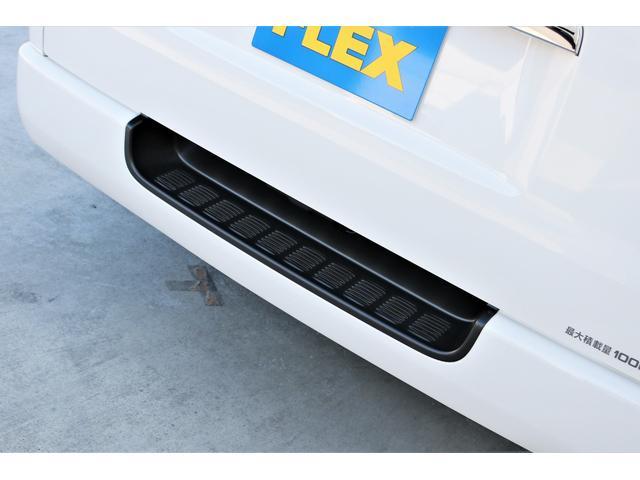 DX ロング GLパッケージ ディーゼルターボ 4WD FLEXオリジナルキャンピングNHーTYPE02 8人乗り就寝3名 サブバッテリー 走行充電 ENGEL冷蔵庫 シンク 外部電源 遮光カーテン FFヒーター(34枚目)
