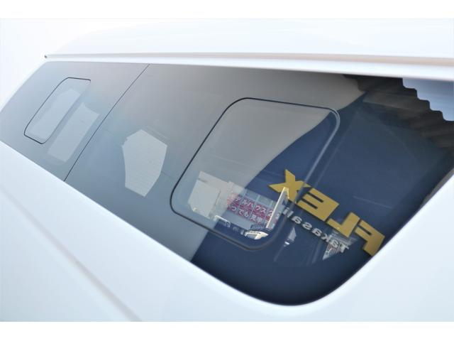 DX ロング GLパッケージ ディーゼルターボ 4WD FLEXオリジナルキャンピングNHーTYPE02 8人乗り就寝3名 サブバッテリー 走行充電 ENGEL冷蔵庫 シンク 外部電源 遮光カーテン FFヒーター(38枚目)