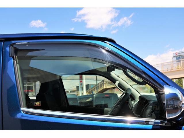 ロングスーパーGL 2WD 4型 TSS付き ダークブルーM フロントスポイラー 17インチAW ホワイトレタータイヤ 1.5ローダウン アルティメットLEDテール シートカバー SDナビ(30枚目)