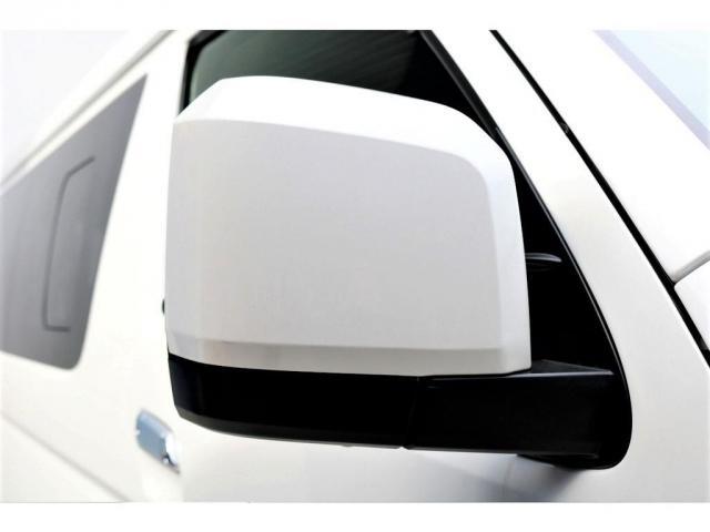 GL ロング 2WD ガソリン 6型 パール 内装架装Ver1 フロントスポイラー オーバーフェンダー 17インチAW 1.5インチローダウン SDナビ フリップD シートカバー(15枚目)