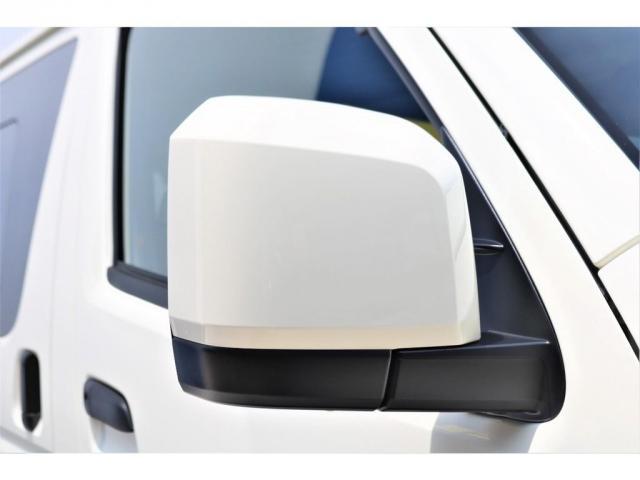 ロングDX GLパッケージ 6型 ライトイエロー フロントスポイラー オーバーフェンダー 2インチローダウン 16インチAW バックカメラ TSS装置 ベッドキット SDナビ ビルトインETC(16枚目)