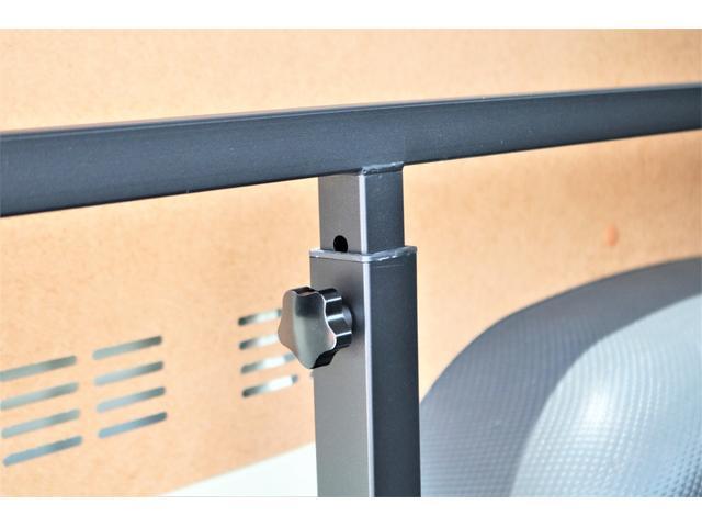 ロングDX GLパッケージ 6型 ライトイエロー フロントスポイラー オーバーフェンダー 2インチローダウン 16インチAW バックカメラ TSS装置 ベッドキット SDナビ ビルトインETC(45枚目)
