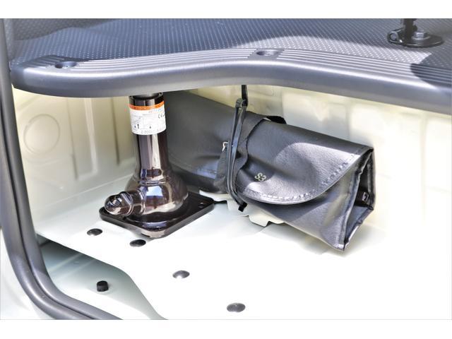 ロングDX GLパッケージ 6型 ライトイエロー フロントスポイラー オーバーフェンダー 2インチローダウン 16インチAW バックカメラ TSS装置 ベッドキット SDナビ ビルトインETC(51枚目)