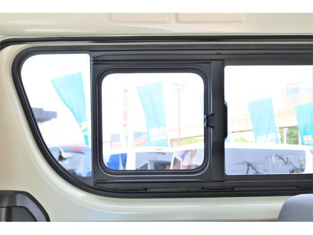 ロングDX GLパッケージ 6型 ライトイエロー フロントスポイラー オーバーフェンダー 2インチローダウン 16インチAW バックカメラ TSS装置 ベッドキット SDナビ ビルトインETC(52枚目)