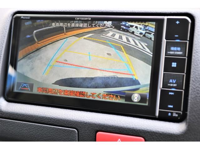 ロングDX GLパッケージ 6型 ライトイエロー フロントスポイラー オーバーフェンダー 2インチローダウン 16インチAW バックカメラ TSS装置 ベッドキット SDナビ ビルトインETC(55枚目)