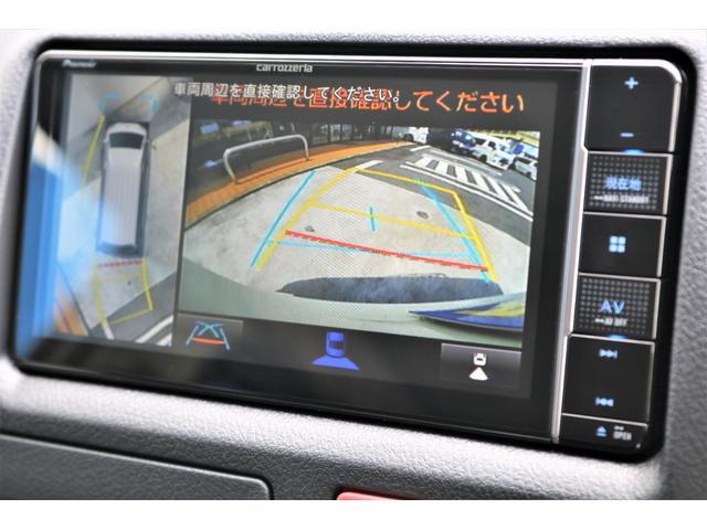ロングDX GLパッケージ 6型 ライトイエロー フロントスポイラー オーバーフェンダー 2インチローダウン 16インチAW バックカメラ TSS装置 ベッドキット SDナビ ビルトインETC(56枚目)