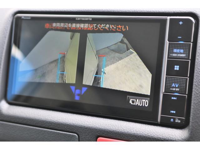 ロングDX GLパッケージ 6型 ライトイエロー フロントスポイラー オーバーフェンダー 2インチローダウン 16インチAW バックカメラ TSS装置 ベッドキット SDナビ ビルトインETC(59枚目)