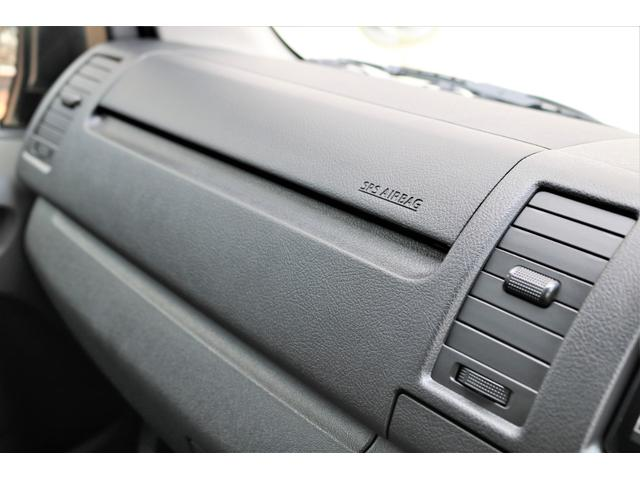 ロングDX GLパッケージ 6型 ライトイエロー フロントスポイラー オーバーフェンダー 2インチローダウン 16インチAW バックカメラ TSS装置 ベッドキット SDナビ ビルトインETC(64枚目)