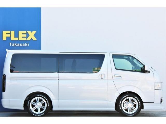 スーパーGL ダークプライムII 2WD ガソリン 6型 フロントスポイラー オーバーフェンダー 17インチAW ヘッドライト(070) ミラーカバー(070) テールランプ SDナビ ビルトインETC(10枚目)