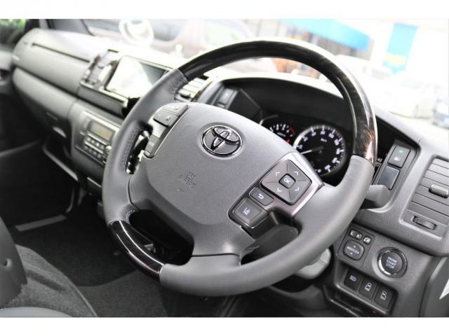 スーパーGL ダークプライムII 2WD ガソリン 6型 フロントスポイラー オーバーフェンダー 17インチAW ヘッドライト(070) ミラーカバー(070) テールランプ SDナビ ビルトインETC(16枚目)