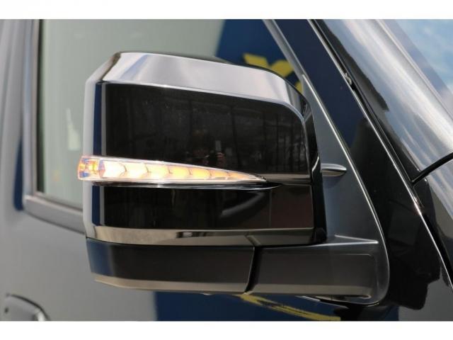 スーパーGL ダークプライムII 6型 DT 4WD ブラック MB塗装 ウィンカーミラー バンパーガード オーバーフェンダー 17AW 1.15インチローダウン LEDテール 床張施工 SDナビ フリップダウンモニター ETC(2枚目)