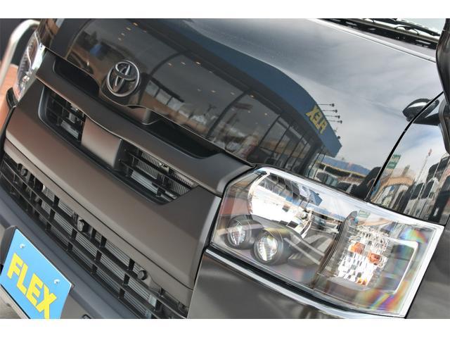 スーパーGL ダークプライムII 6型 DT 4WD ブラック MB塗装 ウィンカーミラー バンパーガード オーバーフェンダー 17AW 1.15インチローダウン LEDテール 床張施工 SDナビ フリップダウンモニター ETC(14枚目)