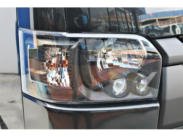 スーパーGL ダークプライムII 6型 DT 4WD ブラック MB塗装 ウィンカーミラー バンパーガード オーバーフェンダー 17AW 1.15インチローダウン LEDテール 床張施工 SDナビ フリップダウンモニター ETC(24枚目)