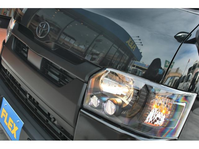 スーパーGL ダークプライムII 6型 DT 4WD ブラック MB塗装 ウィンカーミラー バンパーガード オーバーフェンダー 17AW 1.15インチローダウン LEDテール 床張施工 SDナビ フリップダウンモニター ETC(28枚目)