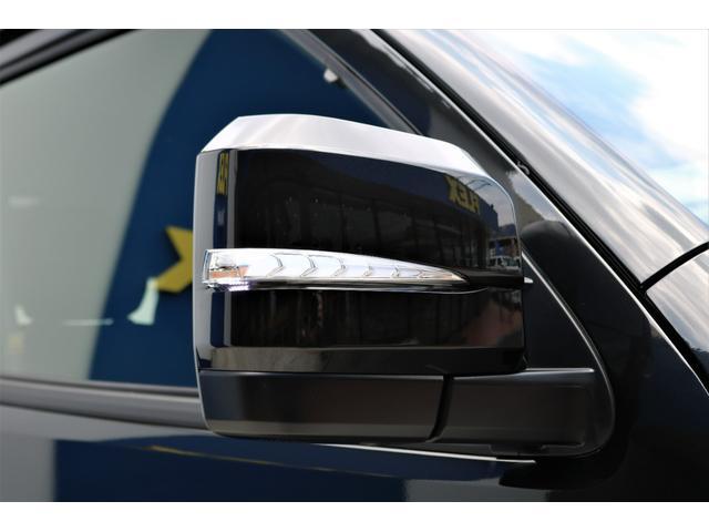 スーパーGL ダークプライムII 6型 DT 4WD ブラック MB塗装 ウィンカーミラー バンパーガード オーバーフェンダー 17AW 1.15インチローダウン LEDテール 床張施工 SDナビ フリップダウンモニター ETC(32枚目)