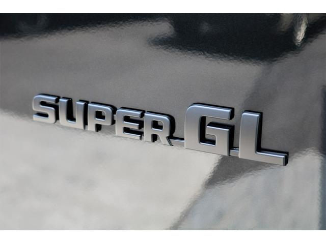 スーパーGL ダークプライムII 6型 DT 4WD ブラック MB塗装 ウィンカーミラー バンパーガード オーバーフェンダー 17AW 1.15インチローダウン LEDテール 床張施工 SDナビ フリップダウンモニター ETC(38枚目)